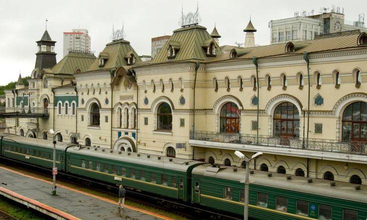 La linea ferroviaria lunga oltre 9.000 km fu completata il 5 ottobre 1916 e inaugurata dall'ultimo Zar Nicola II. Il Google doodle per celebrare