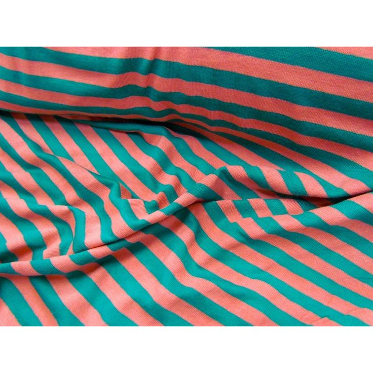 Strawberry Lime Lolly Stripe Jersey