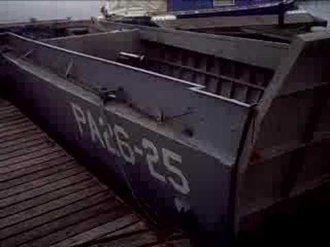 d-day amphibious landing craft
