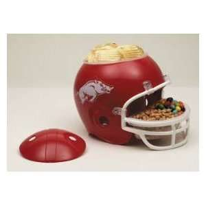 Razorbacks Snack Helmet   Arkansas Razorbacks #ArkansasTailgates