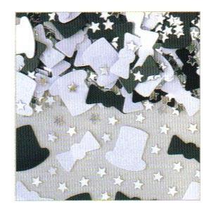 Confetti Top Hat mix 1/2 oz.