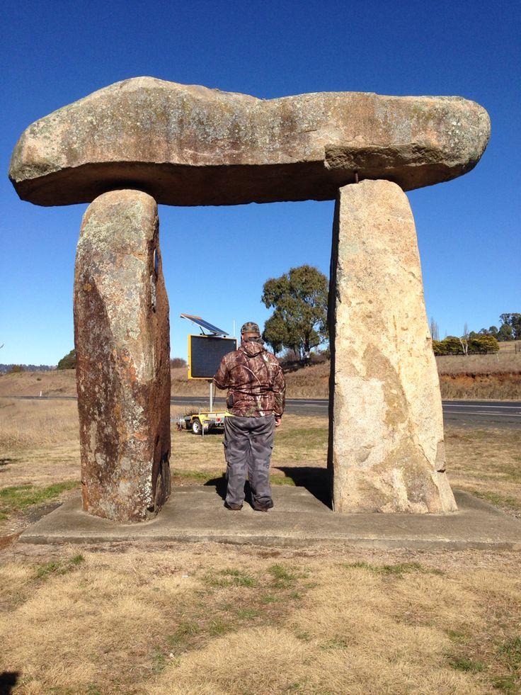 Stonehenge, NSW July 2015