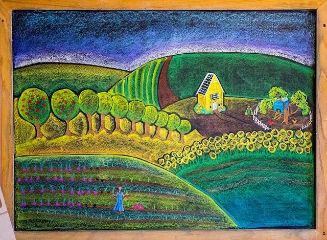 Richmond Waldorf Chalkboard Art | Flickr - Photo Sharing!