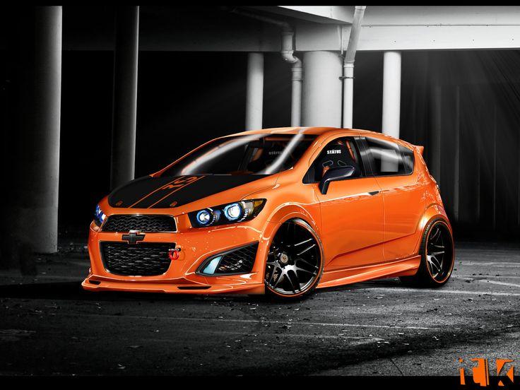 Chevrolet Aveo RS by TKtuning.deviantart.com on @deviantART