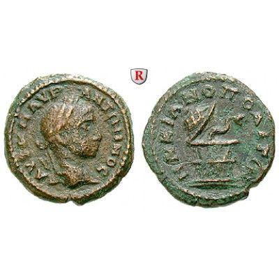 Römische Provinzialprägungen, Thrakien-Donaugebiet, Markianopolis, Elagabal, Bronze 218-222, ss+: Thrakien-Donaugebiet,… #coins