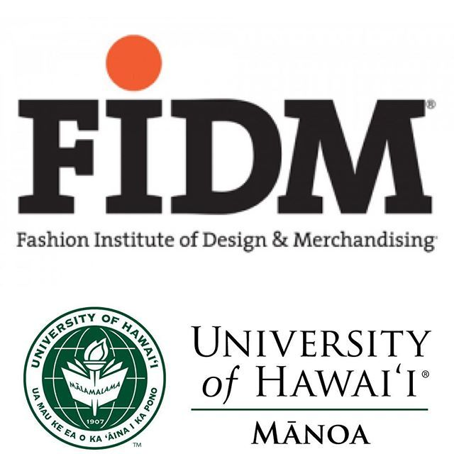 2 More Colleges This Afternoon Fashion Institute Or Design And Merchandising Fidm And University Of Hawaii University Of Hawaii At Manoa University Of Manoa