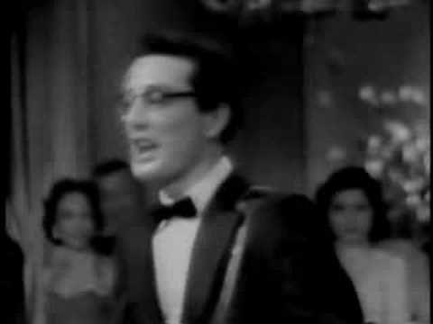 Buddy Holly – LIVE Arthur Murray Dance Party – December 29th,1957
