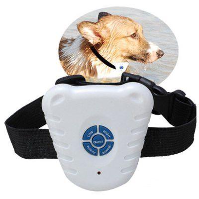 Ultrasonic Pet Dog Anti Bark Collar
