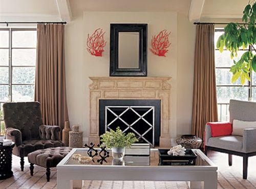 Superior Zen Living Room Design U2013 De Clutter, Color And Furniture Part 11