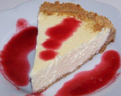 Cheesecake facile et rapide