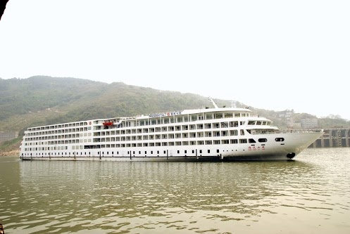 New 5-Star Yangtze River Cruise Opens in April  Yangtze River cruise company, President Cruises, is launching two new luxury ships this April. The President VII and President VIII will be the newest 5-star ships to cruise China's Three Gorges between Yichang and Chongqing.  While the route and shore excursions will be similar to other cruise lines, the ships will be a notch above the rest in both facilities... Expand this post »
