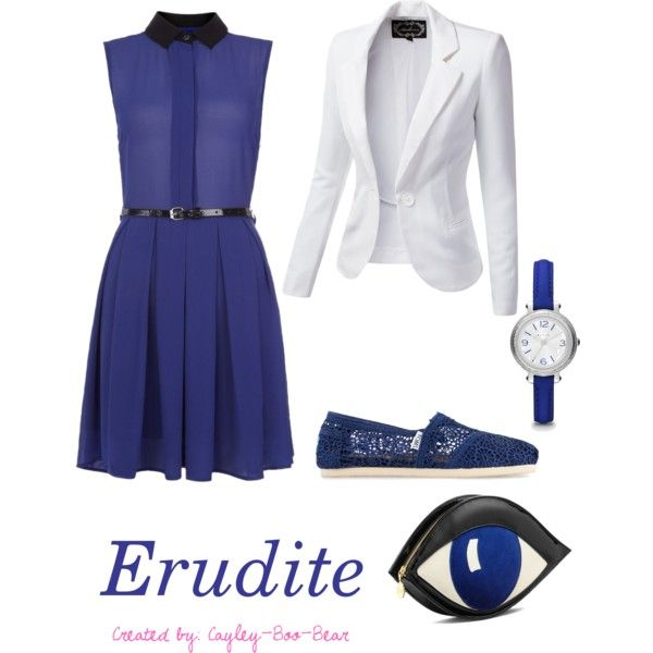 Erudite Outfits | Divergent erudite inspired outfit