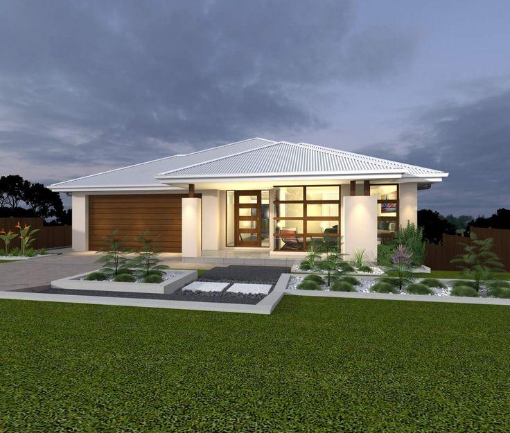 mcdonald-jones homes -contemporary-facade.