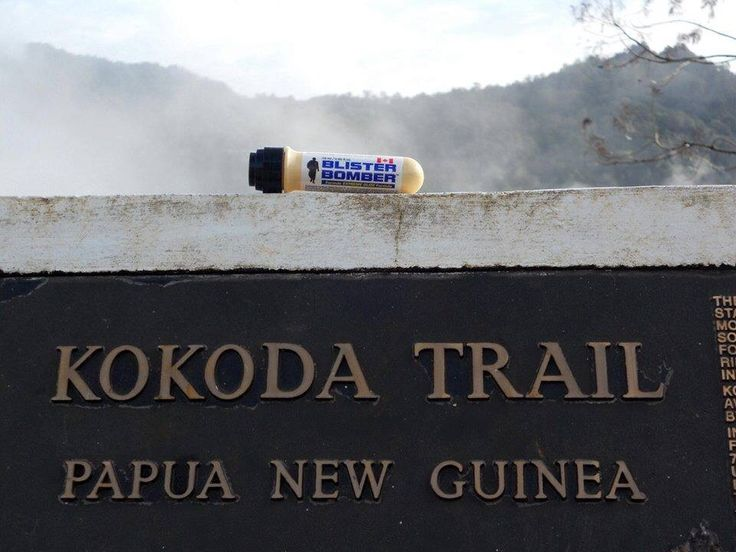 A trusty & highly valued companion for all  Kokoda Trekkers