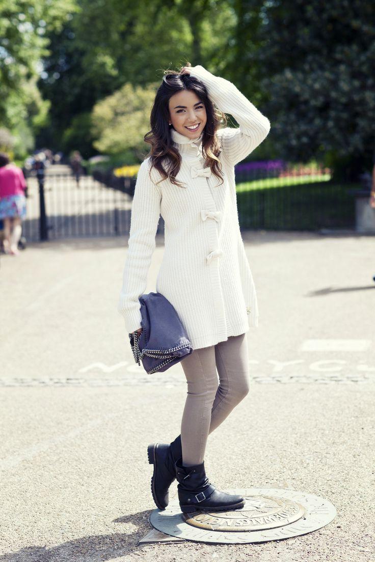 White winter _ Chiara Biasi  #white #mood #maisonespin #fallwinter13 #collection #madewithlove