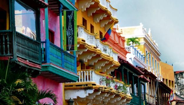 Cartagena - Colombia!