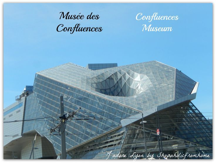 #Confluences Museum I have found 20 top #Museums in #Lyon! Do you know any other worth visiting? Feel free to share with others! These are great places to visit in Lyon.   http://shopaholicfromhome.com/so-many-museums-in-lyon/  #jadorelyon #thingstodo #visitLyon #visitFrance
