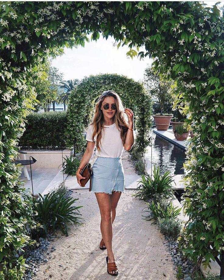 The fashionista @majamalnar by chique_le_frique