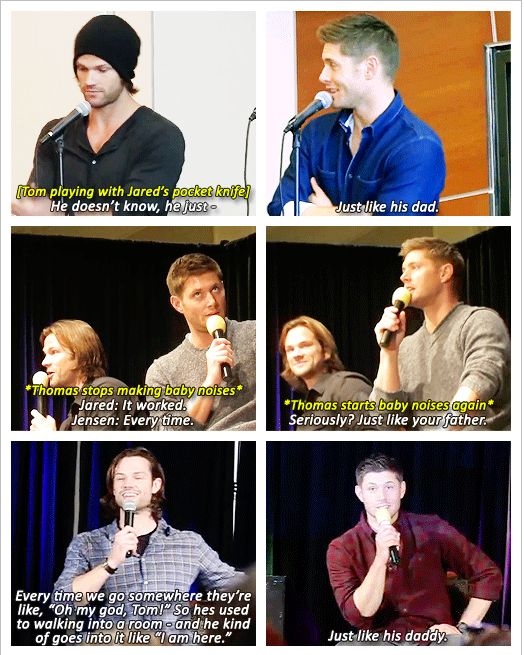 Just like his father. GIFset