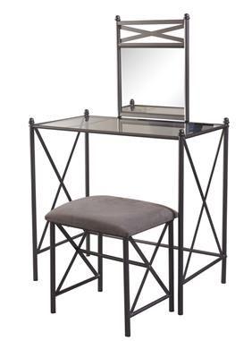 white metal vanity set. 205 best Vanities images on Pinterest  Bedroom vanities Vanity set and Master bedrooms