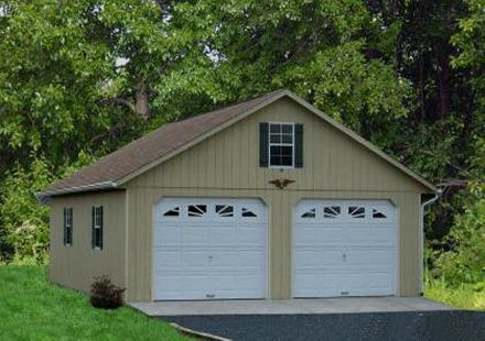 Best 25 two car garage ideas on pinterest garage plans for 2 5 car garage cost