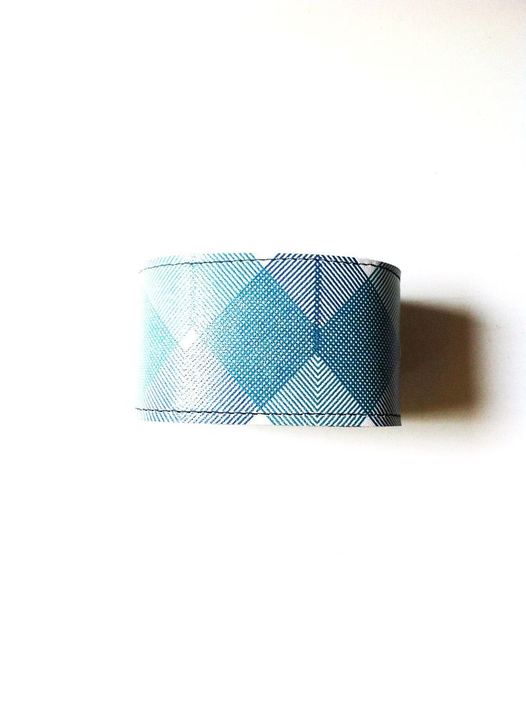 Wearable Technology / Jewelry Cuff Fitbit Flex Bracelet Blue Lines Leather / Fitbit Charge HR/ Vivofit / Misfit Shine / Geometric Lines Cuff by empressionistar on Etsy https://www.etsy.com/listing/242798231/wearable-technology-jewelry-cuff-fitbit
