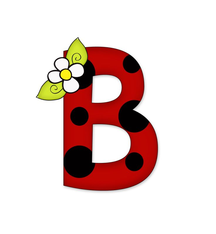 Best The Letter B Images On   Letters Hand
