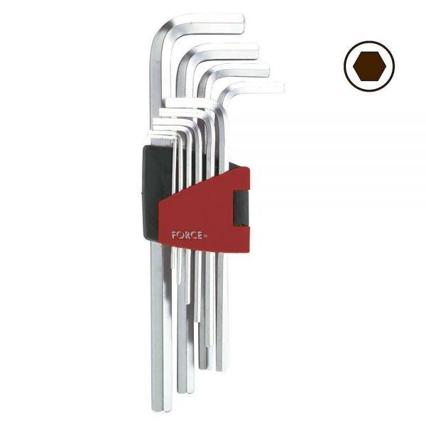 Allen Μακριά Σετ 10 τμχ Force 5102L | electrictools.gr