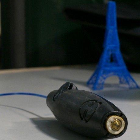 Использование 3D-ручки в процессе обучения
