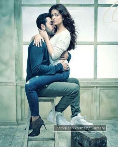 PICS: Check out Aishwarya-Ranbir's jaw-dropping chemistry in this latest photoshoot