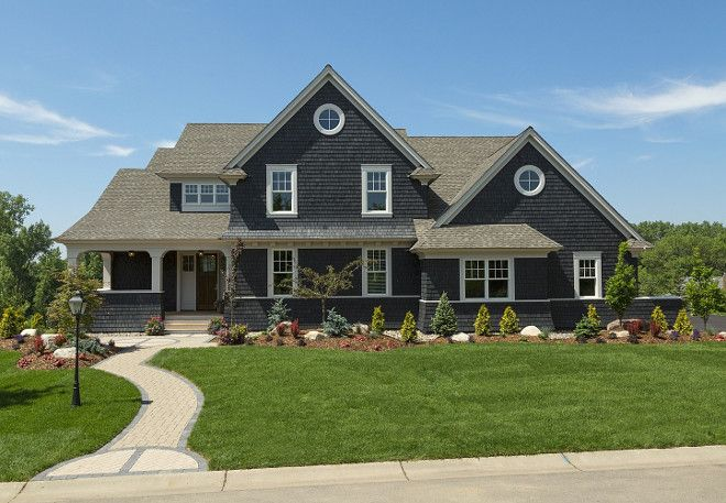 751 best images about home exterior paint color on - How to paint a 2 story house exterior ...