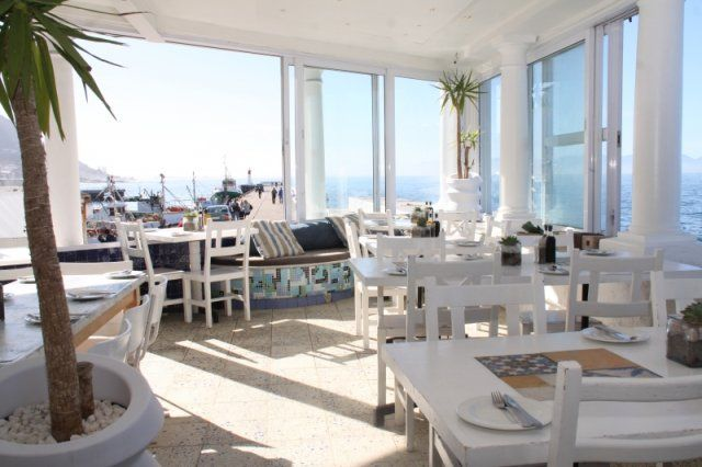 Harbour House, Kalk Bay, Cape Town, South Africa