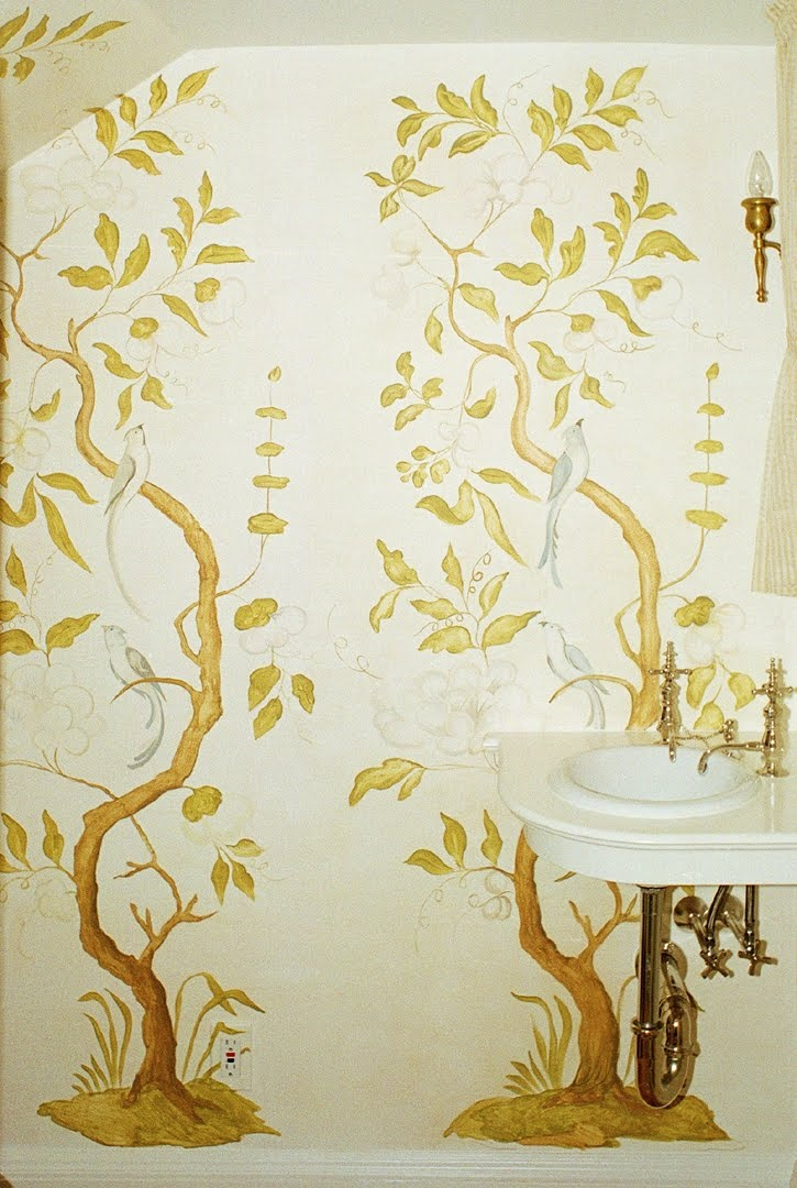 78 best Wall Trees images on Pinterest | Murals, Wall paintings and ...