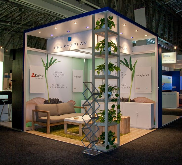Modular Exhibition Stand #Octanorm