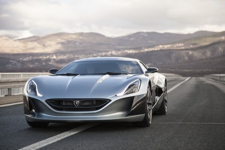 4. Croatian car manufacturer Rimac showed off its Concept_One electric supercar at the Geneva Motor Show in March. It has bonkers power, roughly 1,070 horsepower, and 1,180 ft.-lb of torque.