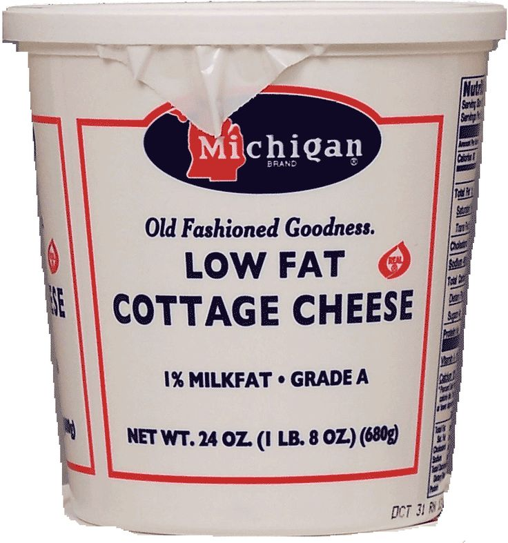 Michigan Brand Cottage Cheese nutritional information . Find nutrition facts for Michigan Brand cottage cheese products. View calories, fat, carbohydrates, protein, fiber, sugars, and more.