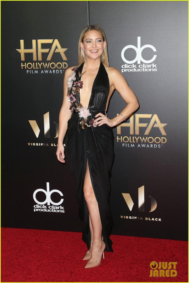 Matthew McConaughey & Kate Hudson Reunite at Hollywood Film Awards 2016