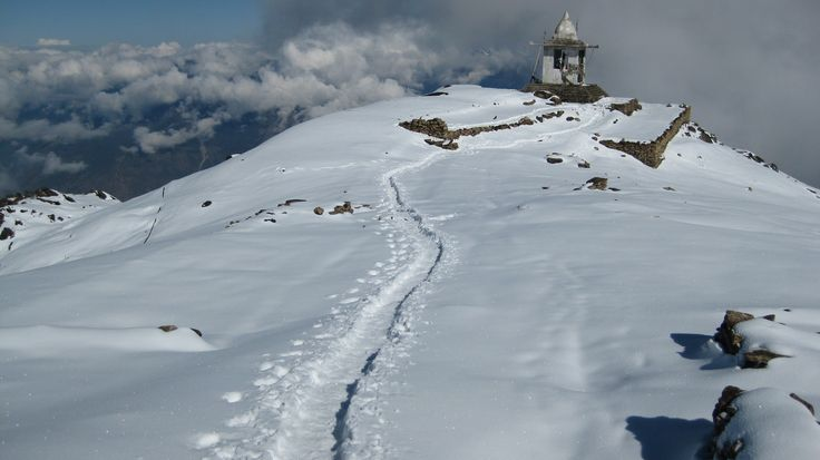 Gosainkunda trek, Nepal