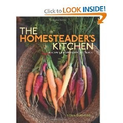 One I don't have yet, but looks like a good read.  Plus, I love the rainbow carrots on the front cover!: Homesteads Kitchens, Cookbook, Farms, Food, Cooking, Robins Burnsid, Products, Kitchens Recipes, Books Review