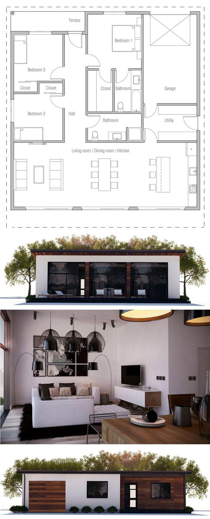 Plan de Maison CH419
