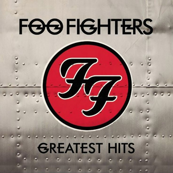 Foo Fighters - Greatest Hits on Vinyl 2LP