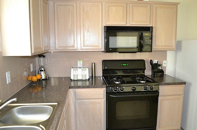 Pickled Oak Kitchen Cabinets Kitchen Cabinets Oak