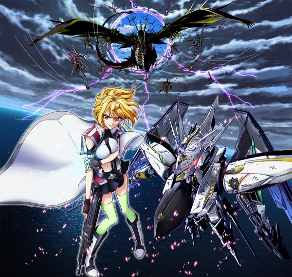 Sentai Filmworks Licenses Cross Ange Rondo of Angel and Dragon