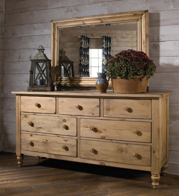 homecoming triple dresser with rectangular woodframed mirror by kincaid furniture belfort furniture - Mirrored Dresser Cheap