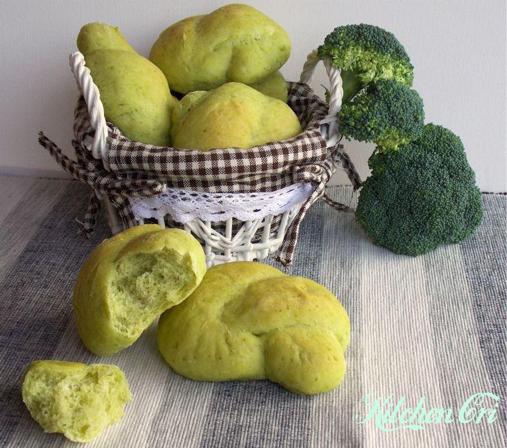 Pane di broccoli, un pane morbino e gustoso perfetto per accompagnare piatti vegetariani