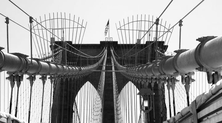 Pont de Brooklyn - NYC - New York -