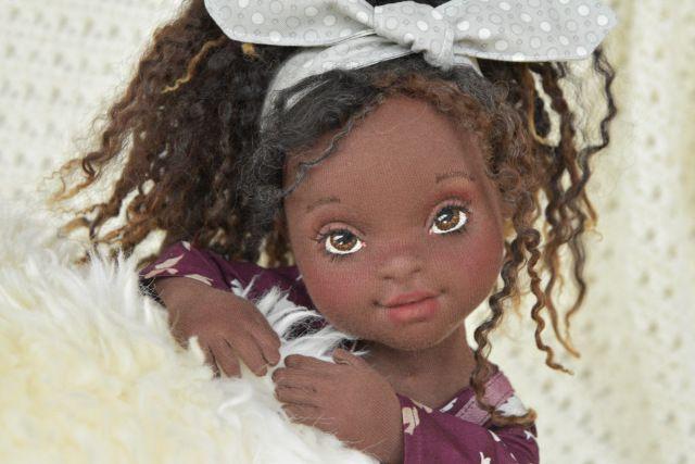 Zareen   Tara's Doll Studio