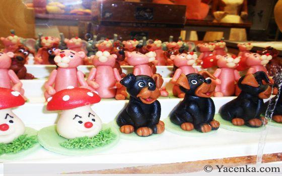 Музей марципанов — экскурсия для сладкоежек в Сентендре