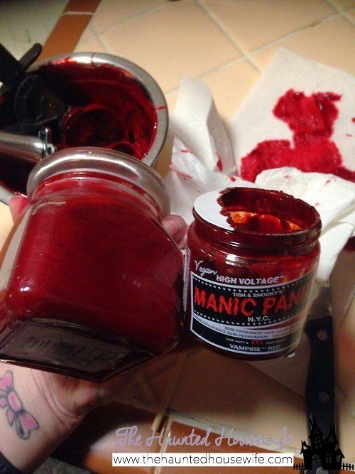 How I Get and Keep My Bright Red Hair » The Haunted Housewife