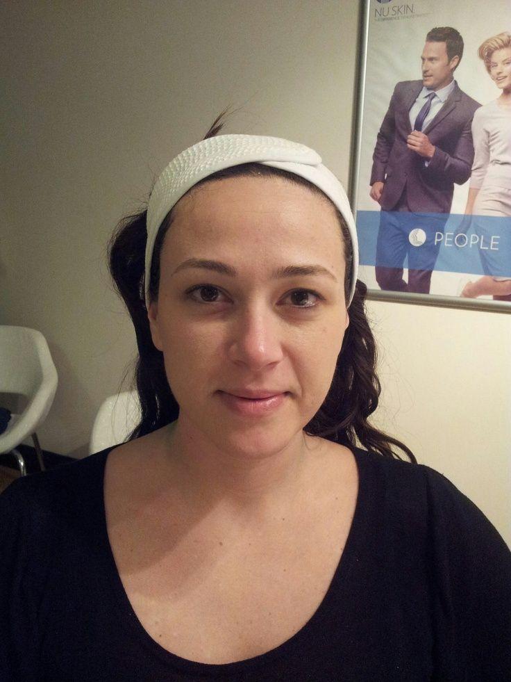 Altre dimostrazioni di trattamenti con Nu skin Galvanc SPA Sistem II